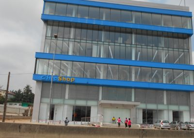 SUPERMARCHE CHIC SHOP RIVIERA 9 KM