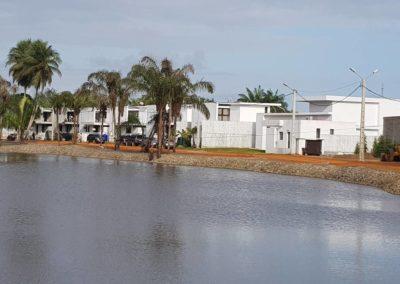 PROJET DE CONSTRUCTION D'UN COMPLEXE RESIDENCIEL ROYAL PALMS A ASSINIE