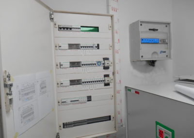 AGENCE SIB PALMERAIECOFFRET ELECTRIQUE