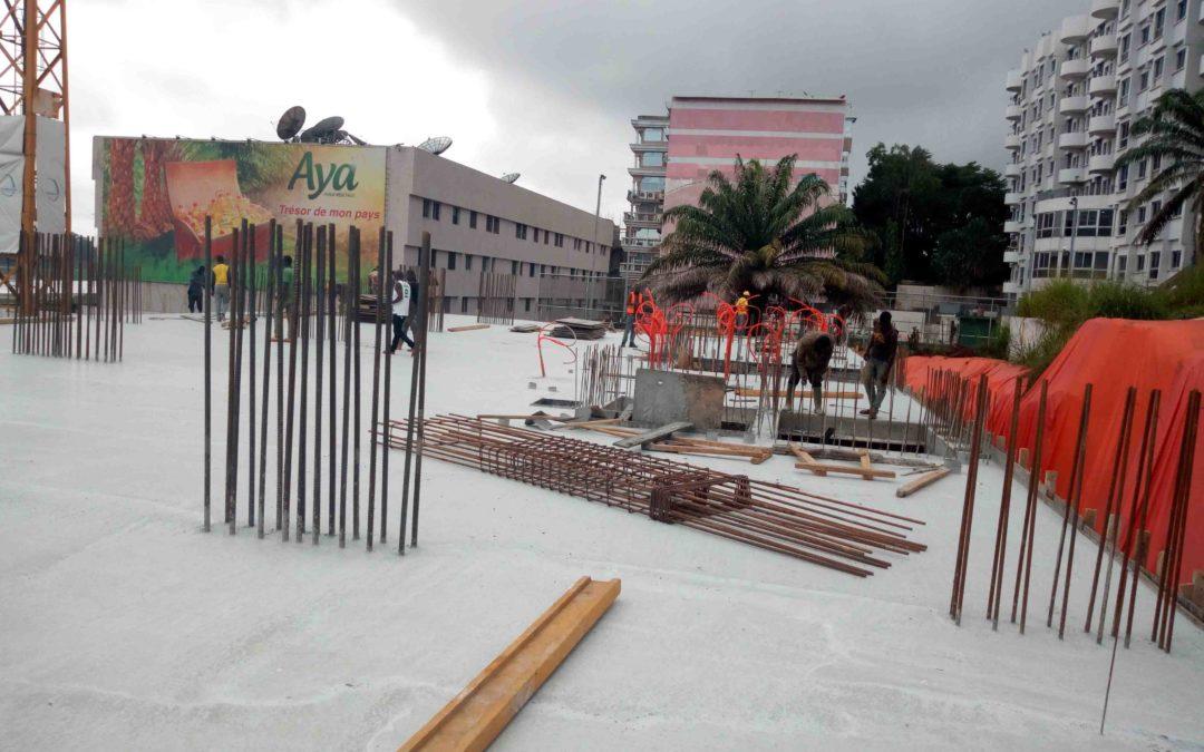 Projet construction immeuble Kalaf