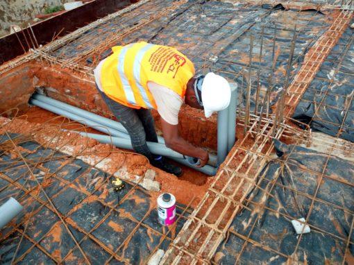Projet de Construction Villa duplex (Riviera 2)