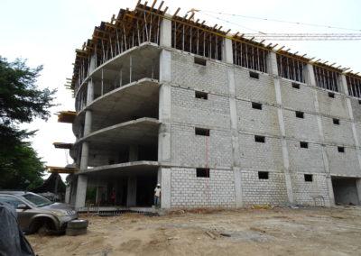PROJET DE CONSTRUCTION D'UN SUPER MARCHE R+7 à MARCORY ZONE 4