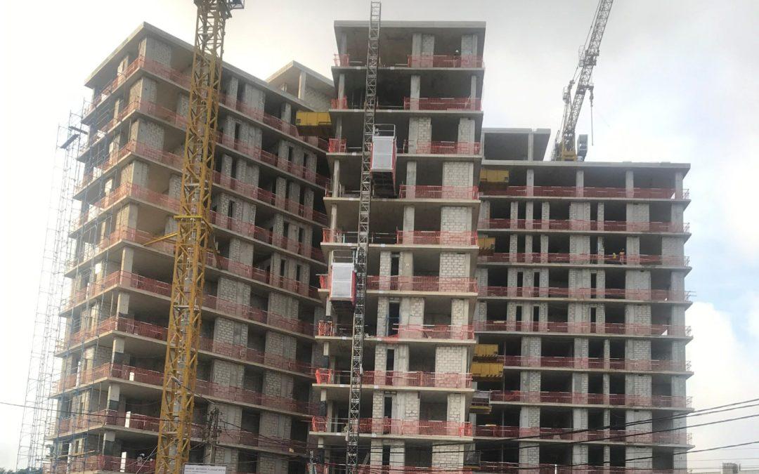 Construction Hotel Baobab